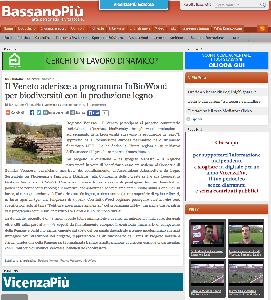Il Veneto aderisce a programma InBioWood per biodiversità con la produzione legno